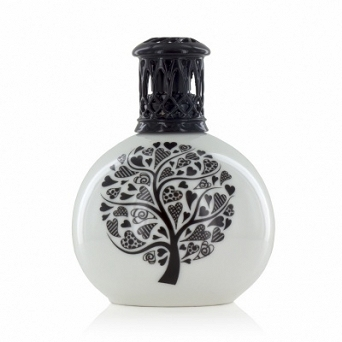 Lampa Zapachowa 250 ml Ashleigh & Burwood - Simply Ceramic Tree of Love PFL409